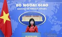 Việt Nam ủng hộ mọi nỗ lực thúc đẩy đối thoại,duy trì hòa bình, ổn định trên Bán đảo Triều Tiên