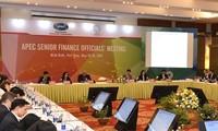 Bế mạc Hội nghị Quan chức Tài chính cao cấp APEC (SFOM)