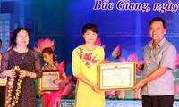 Bắc Giang tôn vinh công nhân lao động tiêu biểu