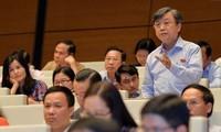 Quốc hội tiếp tục thảo luận về dự án Luật sửa đổi, bổ sung một số điều của Bộ luật hình sự