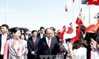 Báo chí Nhật Bản đánh giá tích cực chuyến thăm của Thủ tướng Nguyễn Xuân Phúc