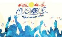 Sôi động Ngày hội Âm nhạc quốc tế