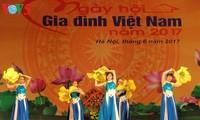 Nhiều hoạt động nhân Ngày Gia đình Việt Nam 28/6