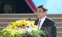 Trưởng Ban Tổ chức Trung ương Phạm Minh Chính tham dự chiêu đãi do Đại sứ quán Trung Quốc tổ chức