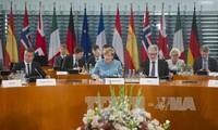 Người Việt ở châu Âu kiến nghị Thủ tướng Đức đưa vấn đề Biển Đông vào Hội nghị thượng đỉnh G20