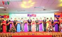 Khai mạc  Hội chợ Thương mại Việt Nam - Lào 2017