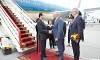Chủ tịch nước Trần Đại Quang thăm thành phố Saint Petersburg, Liên bang Nga