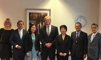 Khuyến khích các doanh nghiệp Hà Lan đầu tư vào thị trường Việt Nam