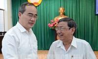 Thành phố Hồ Chí Minh: Mặt trận Tổ quốc đẩy mạnh công tác giám sát, phản biện xã hội