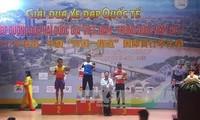 """Bế mạc Giải đua xe đạp quốc tế """"Một đường đua-hai quốc gia Việt Nam - Trung Quốc năm 2017"""""""