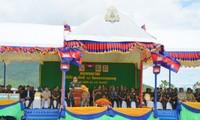 Các tướng lĩnh quân đội Hoàng gia Campuchia đánh giá cao sự giúp đỡ của Việt Nam