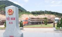 Hợp tác xây dựng biên giới Việt Nam - Lào hòa bình, hữu nghị