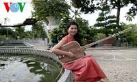 Néang Kunh Thia với ngọn lửa đam mê nghệ thuật