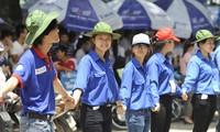 Tuổi trẻ Việt Nam với Mùa hè tình nguyện