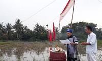 Đặc sắc lễ hội xuống đồng của người dân thị xã Quảng Yên, tỉnh Quảng Ninh