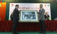 VOV và VFF ký kết hợp tác tổ chức giải Futsal vô địch Đông Nam Á