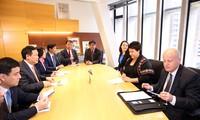 New Zealand cam kết duy trì viện trợ ODA và hỗ trợ Việt Nam trong nhiều lĩnh vực