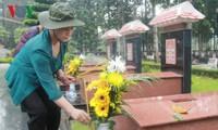 Trưng bày 21 phiến đá Trường Sa, ghi nhớ công ơn của các chiến sỹ đã ngã xuống để bảo vệ chủ quyền