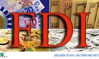 7 tháng của năm 2017, Việt Nam thu hút được gần 22 tỷ USD FDI