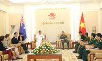Đẩy mạnh quan hệ hợp tác quốc phòng Việt Nam - Australia