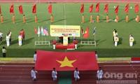 500 vận động viên tham dự giải Điền kinh quốc tế Thành phố Hồ Chí Minh - Việt Nam mở rộng