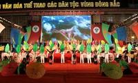 Khai mạc Tuần Văn hóa, Thể thao các dân tộc vùng Đông Bắc tỉnh Quảng Ninh lần thứ I- 2017