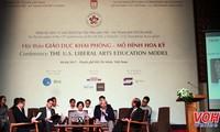 Thành phố Hồ Chí Minh và Hoa Kỳ trao đổi về mô hình mới trong giáo dục