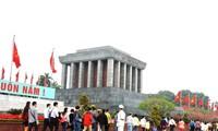 Ngừng đón khách viếng Lăng Chủ tịch Hồ Chí Minh trong 3 tháng để tu bổ