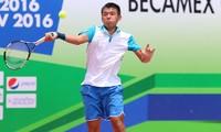 Tay vợt Lý Hoàng Nam đứng đầu Đông Nam Á trong bảng xếp hạng ATP