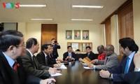 Đoàn đại biểu cấp cao Quốc hội Việt Nam thăm và làm việc tại Nam Phi