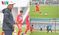 Huấn luyện viên Mai Đức Chung: Đội tuyển Việt Nam sẵn sàng cho trận đấu với Campuchia