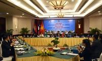 Đại biểu thanh niên 3 nước Việt Nam-Lào-Campuchia bàn giải pháp tăng cường thắt chặt mối quan hệ
