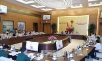 Sắp diễn ra  Phiên họp thứ 14 của Ủy ban Thường vụ Quốc hội khóa XIV