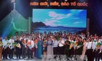 """Chương trình """"Hướng về biên giới, biển, đảo Tổ quốc"""" tại Thành phố Hồ Chí Minh"""