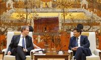 Hà Nội đẩy mạnh hợp tác toàn diện với Ngân hàng Thế giới