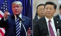 Tổng Bí thư, Chủ tịch Trung Quốc Tập Cận Bình và Tổng thống Hoa Kỳ  Donald Trump thăm Việt Nam