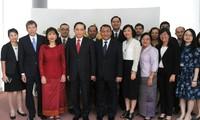 Bộ Ngoại giao Việt Nam chúc mừng Quốc khánh Campuchia