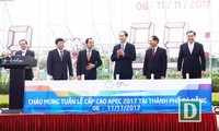 APEC Việt Nam 2017: Vun đắp tương lai chung trong một thế giới đang chuyển đổi
