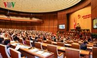 Quốc hội tiếp tục thảo luận về công tác phòng, chống tham nhũng