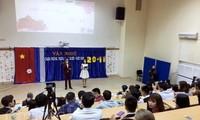 Đại học tổng hợp sư phạm quốc gia Moscow kỷ niệm ngày Nhà giáo Việt Nam 20/11