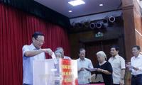 Đại sứ quán Việt Nam tại Lào phát động quyên góp ủng hộ nạn nhân thiên tai trong nước