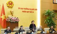 Bế mạc Phiên họp thứ 19 Ủy ban Thường vụ Quốc hội khóa XIV