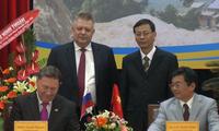 Tăng cường hợp tác giữa hai tỉnh Ninh Thuận và Kursk (Liên bang Nga)