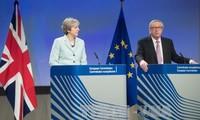 Thời điểm quan trọng trong đàm phán giữa Anh và EU