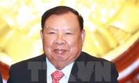 Tổng Bí thư, Chủ tịch nước Lào chuẩn bị thăm chính thức Việt Nam