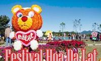 Festival hoa Đà Lạt 2017 góp phần quảng bá thương hiệu du lịch Đà Lạt