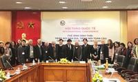 Lần đầu tiên hội thảo khoa học quốc tế về phê bình sinh thái tổ chức tại Việt Nam