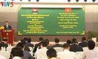 Diễn đàn hợp tác công nghệ thông tin Việt Nam - Campuchia 2017