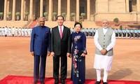 Toàn văn Tuyên bố chung Việt Nam - Ấn Độ