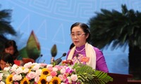 Phụ nữ Việt Nam:  thực hiện mục tiêu bình đẳng và phát triển
